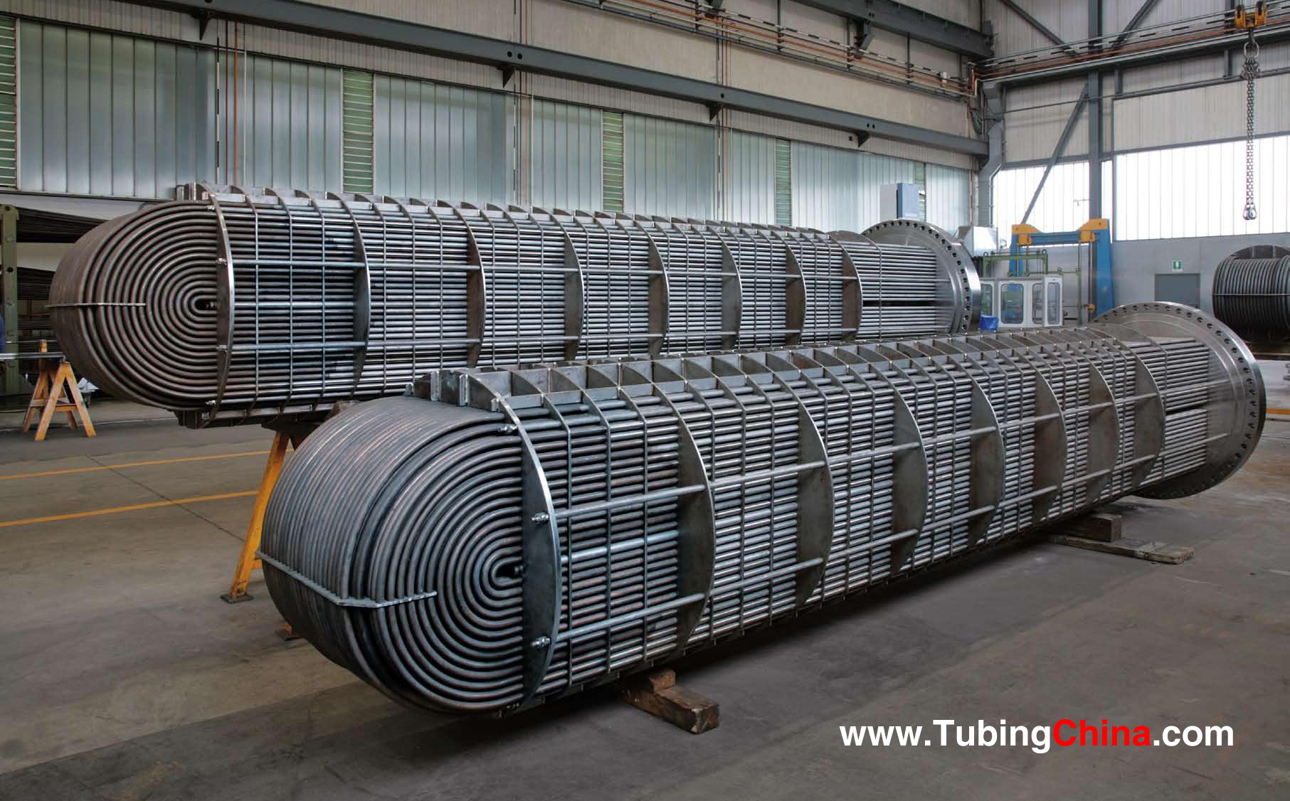 Stainless Steel U Bend Tubes Manufacturer - ASTM A213 ASME